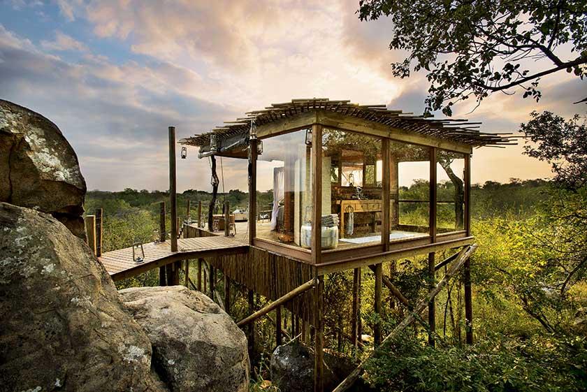 Ein Bett im Baum | Food and Travel Magazine DE